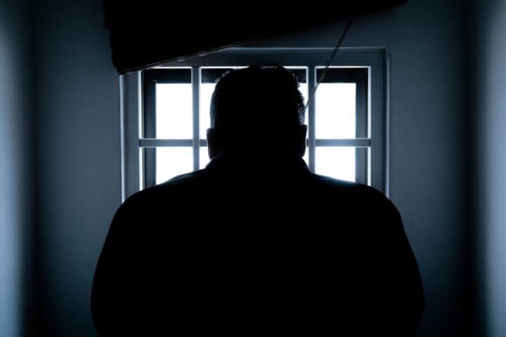 Foto van crimineel bij blog Strafrecht