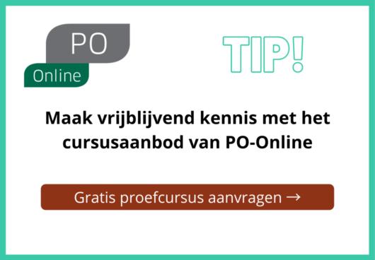 Advertentie tip – PO-Online