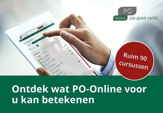 PO- Online najaar 2021